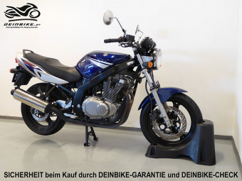 Suzuki GS 500 bei deinbike.at in