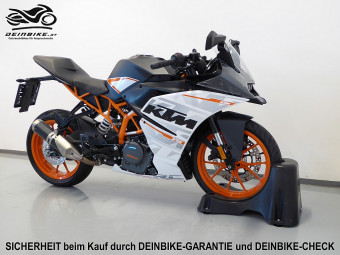 KTM RC 390 ABS bei deinbike.at in