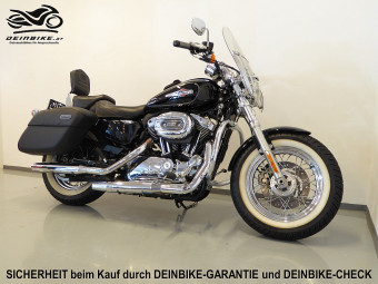 Harley Davidson Sportster XL 1200 C Custom bei deinbike.at in