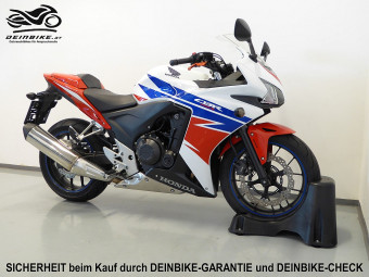 Honda CBR 500 R ABS bei deinbike.at in