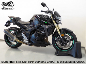 Suzuki GSR 750 ABS bei deinbike.at in