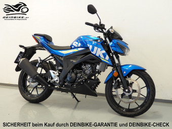 Suzuki GSX-S 125 ABS bei deinbike.at in