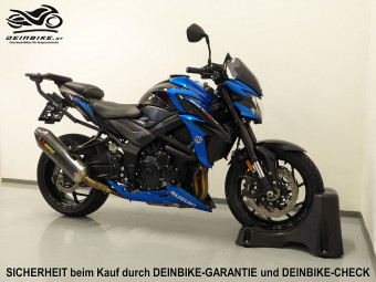 Suzuki GSX-S 750 ABS bei deinbike.at in