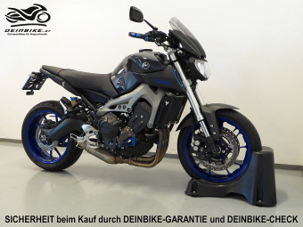 Yamaha MT 09 ABS bei deinbike.at in