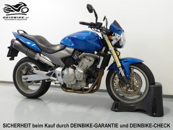 Honda CB 600 F Hornet bei deinbike.at in