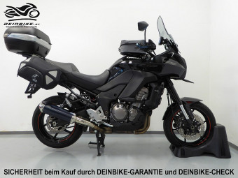 Kawasaki Versys 1000 ABS bei deinbike.at in