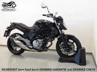 Suzuki SFV 650 Gladius ABS bei deinbike.at in