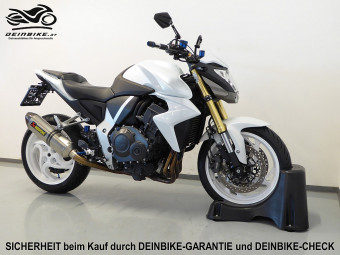 Honda CB 1000 R ABS bei deinbike.at in