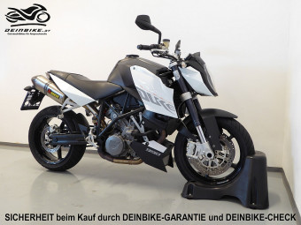 KTM 990 Super Duke bei deinbike.at in