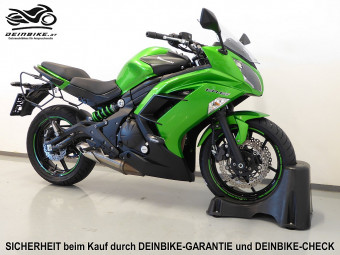 Kawasaki ER 6F ABS bei deinbike.at in