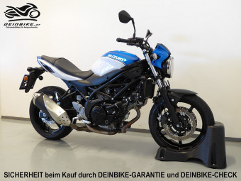 Suzuki SV 650 ABS bei deinbike.at in