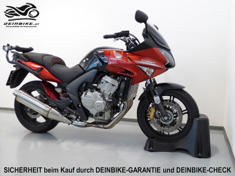 Honda CBF 600 S ABS bei deinbike.at in
