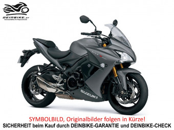 Suzuki GSX-S1000F ABS bei deinbike.at in