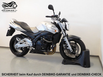 Suzuki GSR 600 ABS bei deinbike.at in