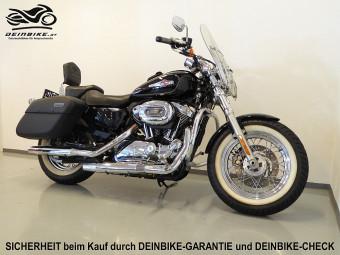 Harley Davidson Sportster XL 1200 C Custom bei deinbike.at in