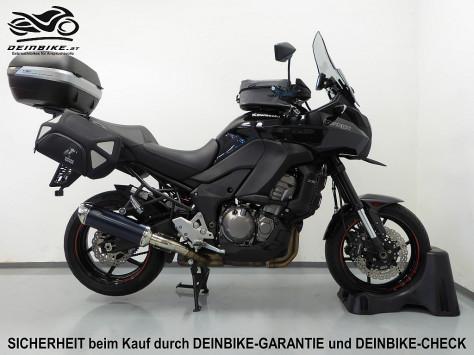 Kawasaki Versys 1000 ABS bei deinbike.at in