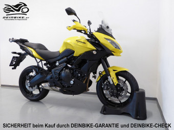 Kawasaki Versys 650 ABS bei deinbike.at in