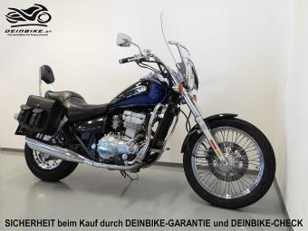Kawasaki EN 500 bei deinbike.at in