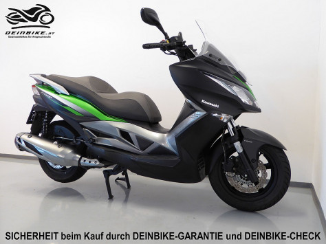 Kawasaki J300 ABS bei deinbike.at in