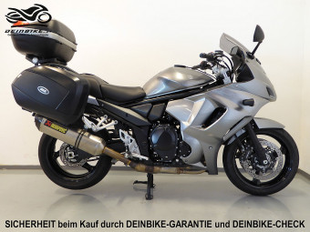 Suzuki GSX 1250 F ABS bei deinbike.at in