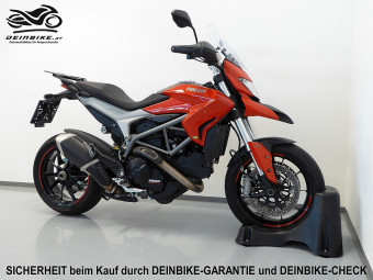 Ducati Hyperstrada 821 ABS bei deinbike.at in