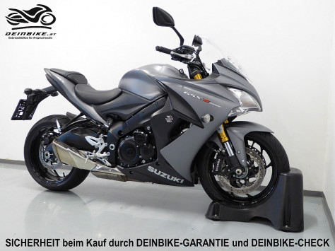 Suzuki GSX-S 1000 F ABS bei deinbike.at in