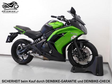Kawasaki ER 6F ABS bei deinbike.at in