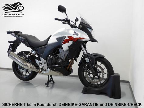 Honda CB 500 X ABS bei deinbike.at in
