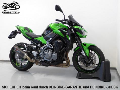 Kawasaki Z 900 ABS bei deinbike.at in