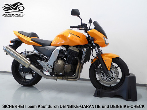 Kawasaki Z 750 bei deinbike.at in