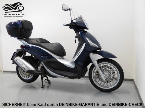 Piaggio Beverly 300 ie bei deinbike.at in