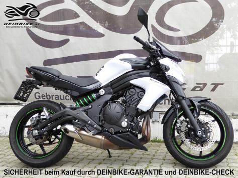 Kawasaki ER 6N ABS bei deinbike.at in