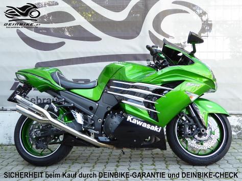 Kawasaki ZZR 1400 ABS bei deinbike.at in