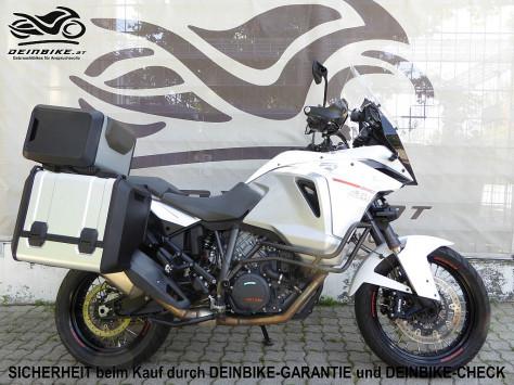 KTM 1290 Super Adventure T bei deinbike.at in