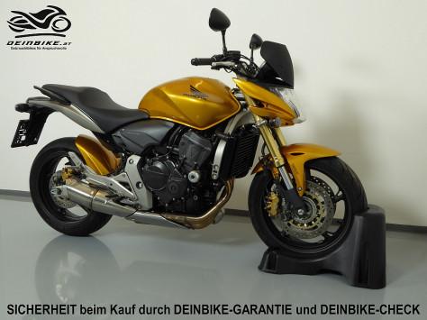 Honda CB 600 F Hornet ABS bei deinbike.at in