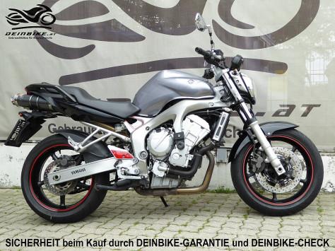 Yamaha FZ-6N bei deinbike.at in