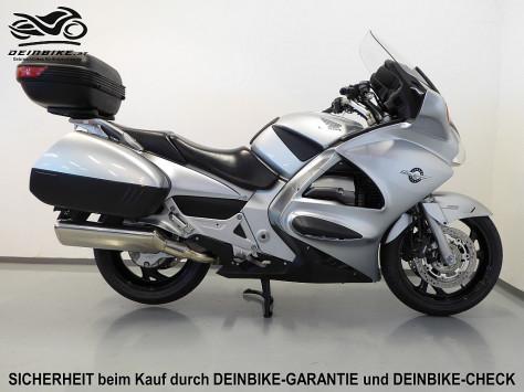 Honda Pan European ST 1300 ABS bei deinbike.at in
