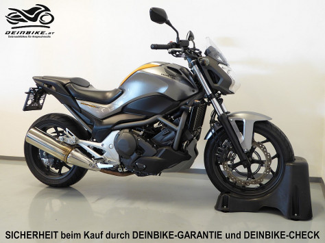 Honda NC 700S ABS DTC/AUTOMATIK bei deinbike.at in