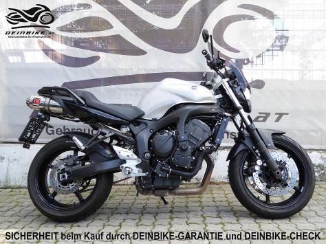 Yamaha FZ6-N S2 bei deinbike.at in