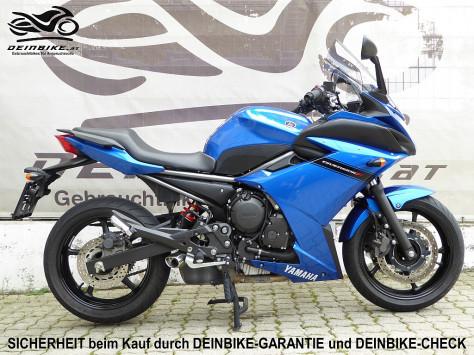 Yamaha XJ 6 F Diversion bei deinbike.at in
