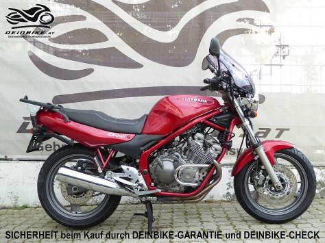 Yamaha XJ 600 N bei deinbike.at in