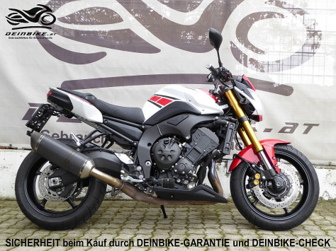 Yamaha FZ 8 N ABS 50th Anniversary Edition bei deinbike.at in