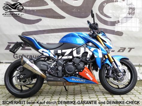 Suzuki GSX-S 1000 MotoGP Edition ABS bei deinbike.at in