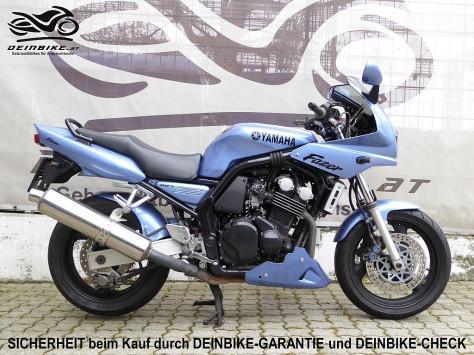 Yamaha FZS 600 Fazer bei deinbike.at in