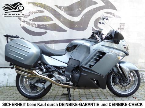 Kawasaki 1400 GTR ABS bei deinbike.at in