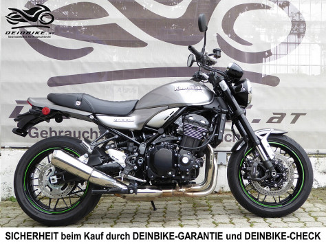 Kawasaki Z 900 RS ABS bei deinbike.at in