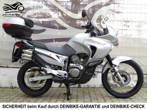 Honda XL 650 V Transalp bei deinbike.at in