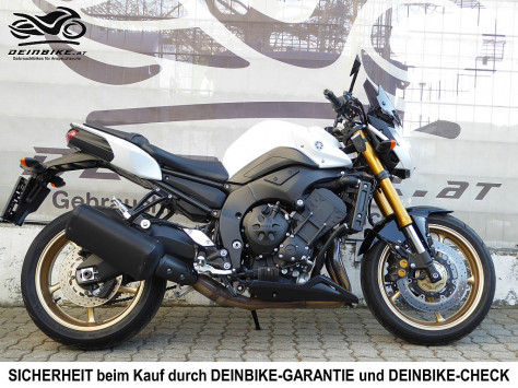 Yamaha FZ 8 N ABS bei deinbike.at in