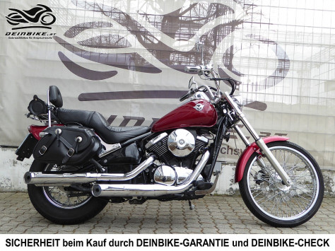 Kawasaki VN 800 bei deinbike.at in