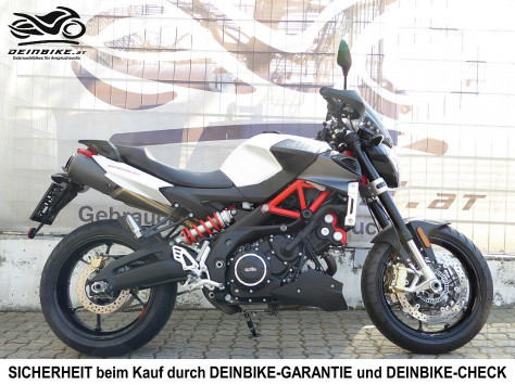 Aprilia Shiver 900 ABS bei deinbike.at in